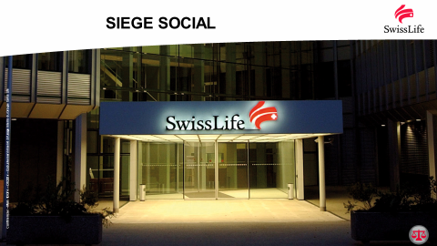 Swiss Life Mandelieu La Napoule Siège